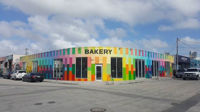 Bakery - 295 NW 26th St