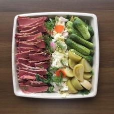 Deli Platter - Corned Beef
